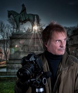 Uli Stein fotografiert Goslar