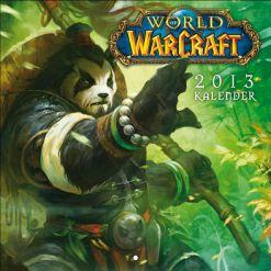 WORLD OF WARCRAFT WANDKALENDER 2013