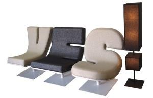 typographic furniture (c) tabisso.com