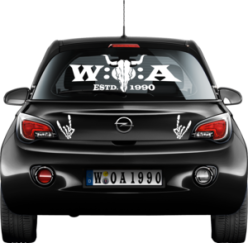 Opel Adam W:O:A Edition (c) wacken-foundation.com