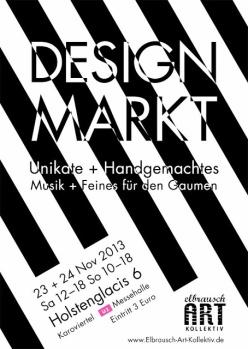 Elbrausch Art Kollektiv Design Markt 2013 (c) elbrausch-art-kollektiv.de
