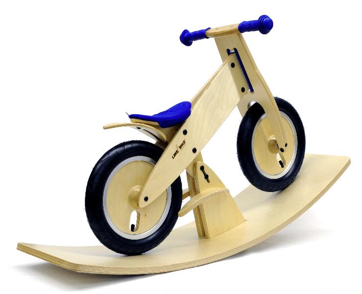 schaukelmotorrad laufrad aus massivholz verbesserte lauffl che schaukelpferd pro. Black Bedroom Furniture Sets. Home Design Ideas