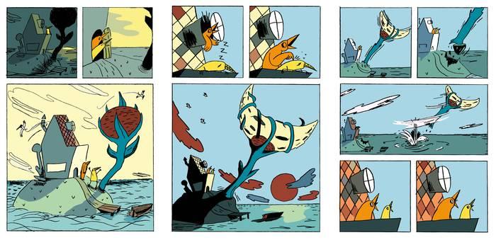 comicleben-comiclife (c) mkg-hamburg.de