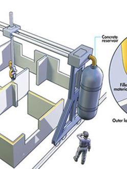 3D-Druck-Roboter (c) contourcrafting.org