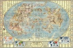 Map of the Internet by deviantART @ deviantart.com