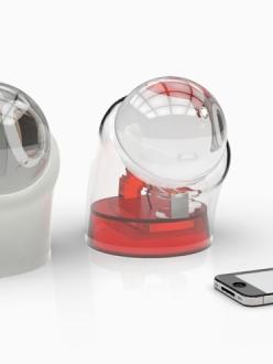 Ist das die Zukunft des Handy-Akkus? Das Solar-Ladegerät von RawLemon.