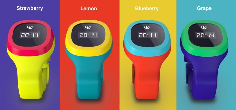 hereO - die GPS-Uhr für Kids auf Indiegogo. Unterstützer müssen sich beeilen!