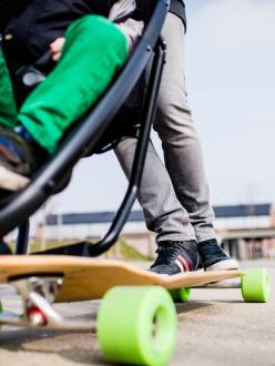 Quinny Longboardstroller (c) longboardstroller.com