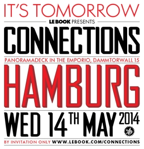 LeBook presents Connections in Hamburg