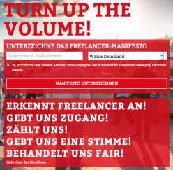 Freelancers Movement (c) freelancers-europe.org