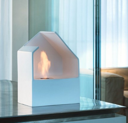 Homu ceramic bio-fireplace (c) en.lovli.it