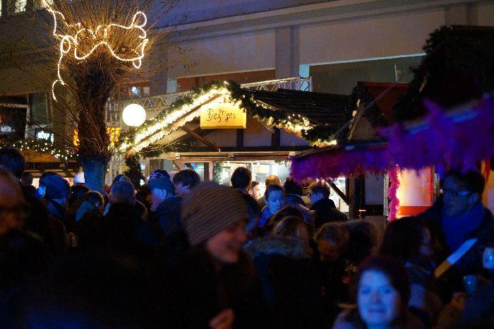 Gemütlich und lustig mit vollem Programm: Winter Pride in St. Georg