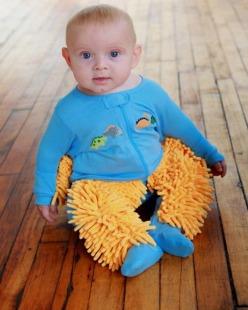 Babymop (c) betterthanpants.com