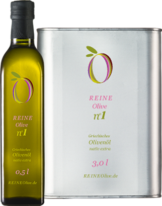 ReineOlive Olivenöl aus Griechenland (c) reineolive.de