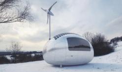 Ecocapsule, portable house (c) ecocapsule.sk