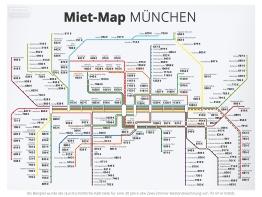 Mietmap München Bayern